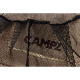 CAMPZ Hoofdklamboe 200 MESH, black
